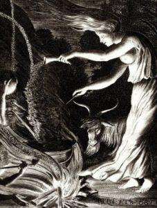 Strega, stregoneria, inquisizione, persecuzione della donna, caccia alle streghe, lamia, Lilith, strigos, Murmur, origine della strega, antropologia, stryx, nexus arcanum, sabba